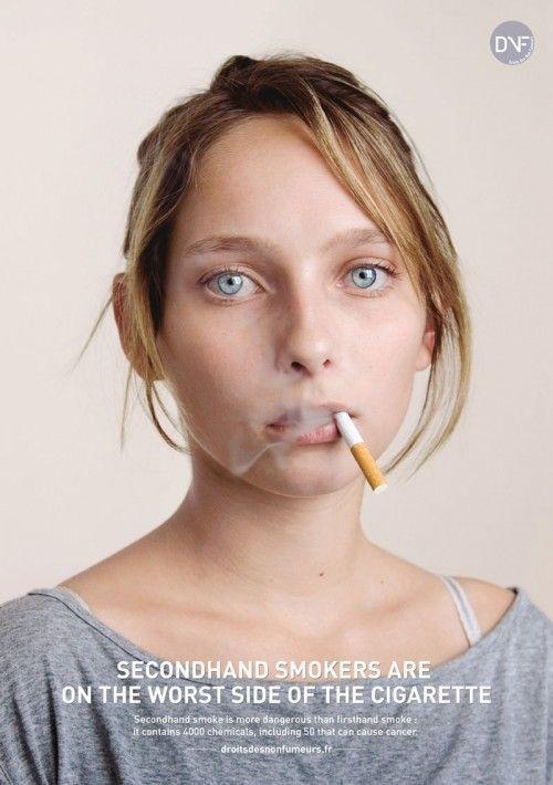 Антитабачная реклама (32 фотографии), photo:17