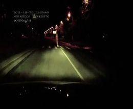 Подшутили над водителем на хеллоуин