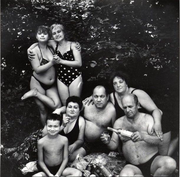 Запретные фото – оголение в СССР (15 фото)