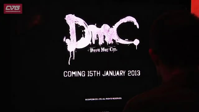 Видео DmC Devil May Cry с Eurogamer Expo 2012 (видео)