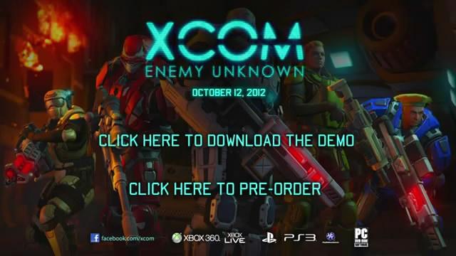Много геймплея XCOM: Enemy Unknown (видео)