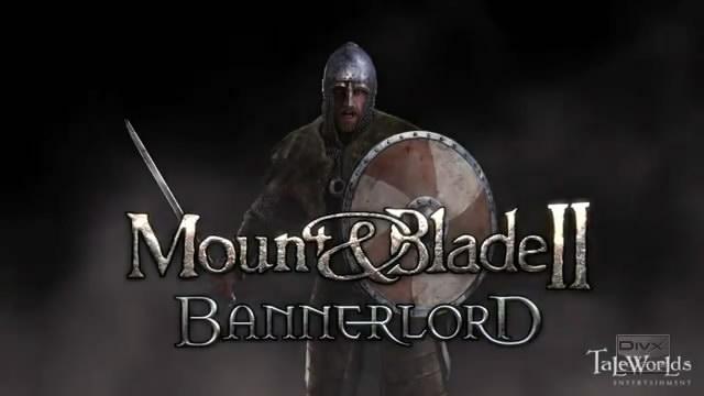 Тизер Mount & Blade II: Bannerlord (видео)