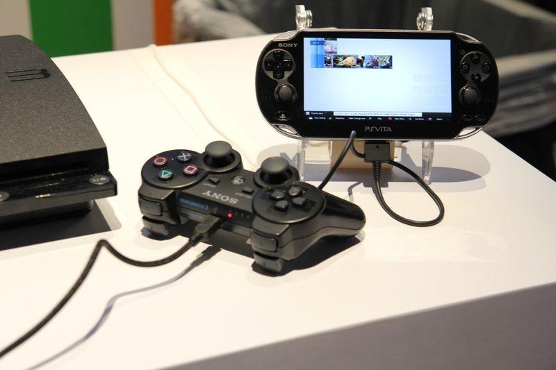 PS3 и Vita могут объединить в набор