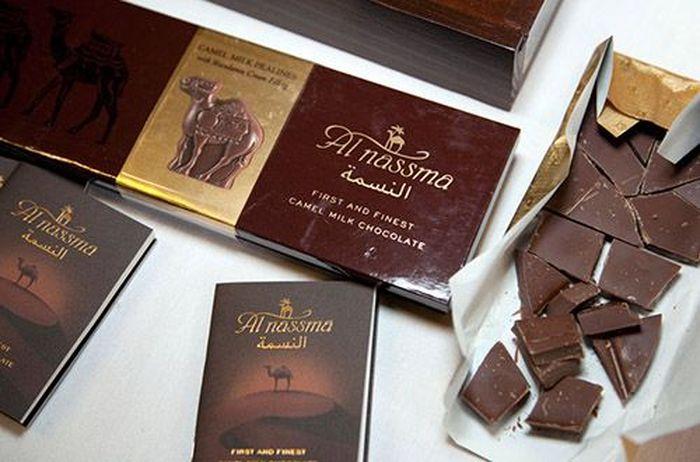Шоколад с необычным вкусом (10 фото)