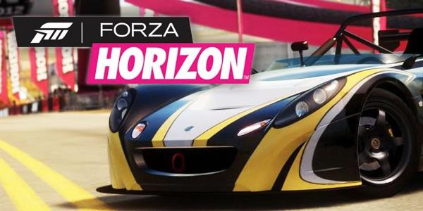 Стала известна дата выхода демо-версии Forza Horizon (6 фото+видео)