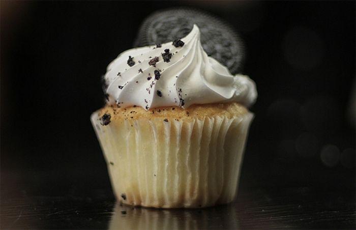 Как правильно есть кексы (4 фото + 1 видео)