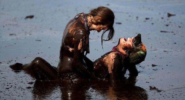 Фестиваль грязи Окичоби (27 фото)