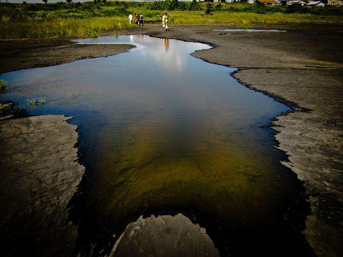 Удивительное озеро Пич-Лейк (10 фото)