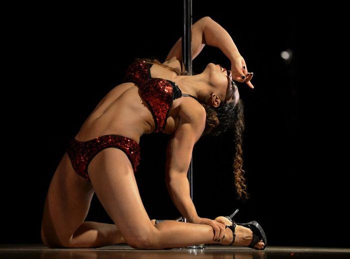 Чемпионат США по танцу с шестом (36 фото)