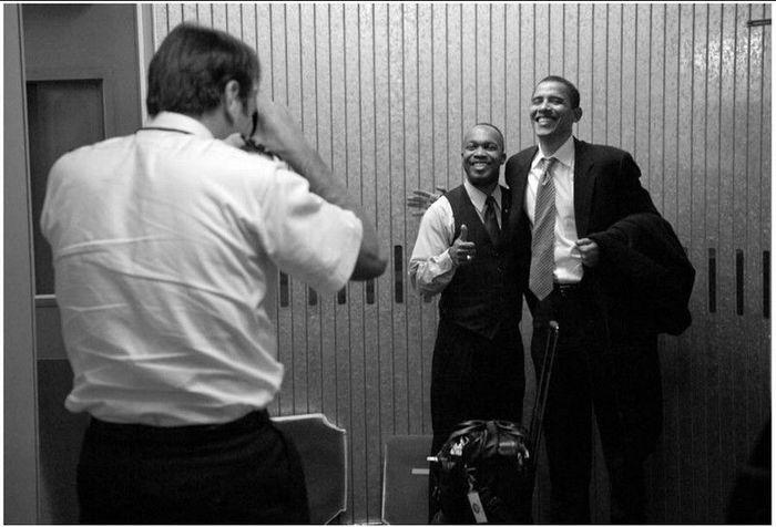 Из жизни президента (27 фото)
