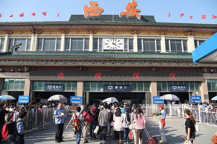 Пятница в Китае (20 фото)