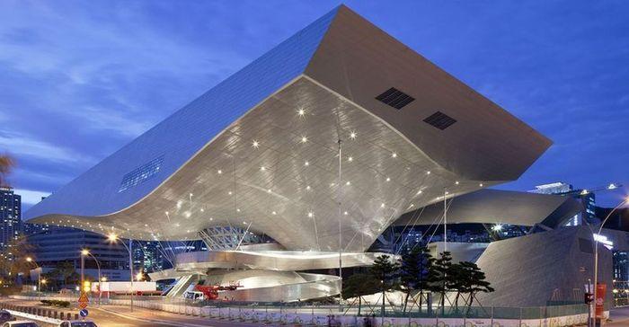Фестиваль архитектуры 2012 (11 фото)