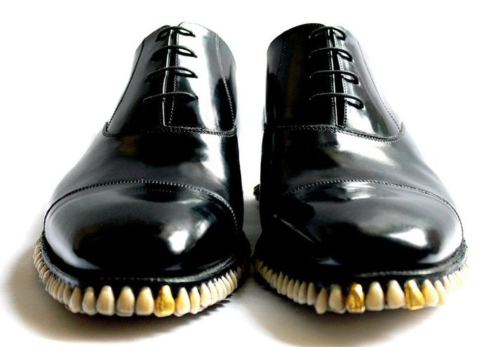 Съешь дорогу, купи зубфли (4 фото)