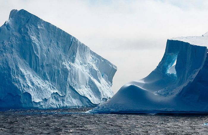Таинственная Антарктида (36 фото)