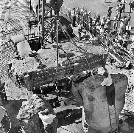 restavraciya 0013 (FOTO) VELIKA BRITANSKA PREVARA: Stounhendž je sagrađen 1954. godine!!!