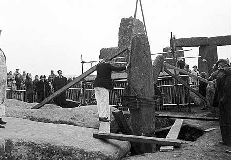 restavraciya 0024 (FOTO) VELIKA BRITANSKA PREVARA: Stounhendž je sagrađen 1954. godine!!!