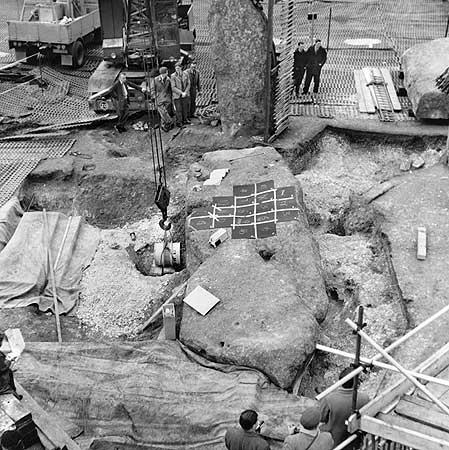 restavraciya 0027 (FOTO) VELIKA BRITANSKA PREVARA: Stounhendž je sagrađen 1954. godine!!!