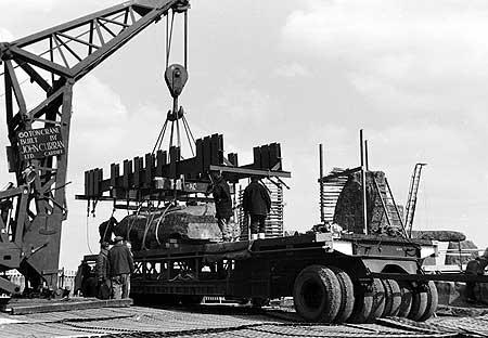restavraciya 0032 (FOTO) VELIKA BRITANSKA PREVARA: Stounhendž je sagrađen 1954. godine!!!