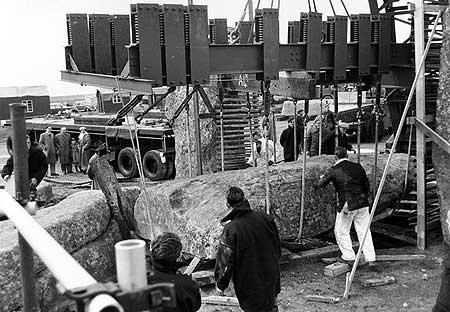 restavraciya 0033 (FOTO) VELIKA BRITANSKA PREVARA: Stounhendž je sagrađen 1954. godine!!!