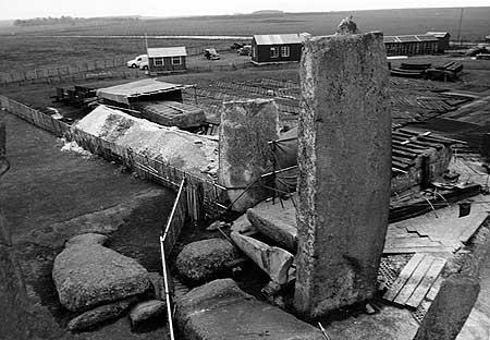 restavraciya 0034 (FOTO) VELIKA BRITANSKA PREVARA: Stounhendž je sagrađen 1954. godine!!!