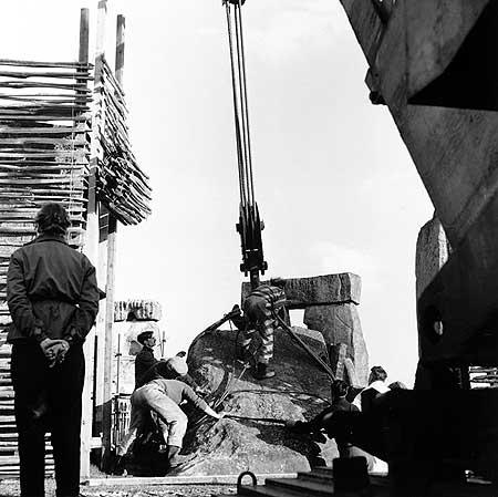 restavraciya 0044 (FOTO) VELIKA BRITANSKA PREVARA: Stounhendž je sagrađen 1954. godine!!!