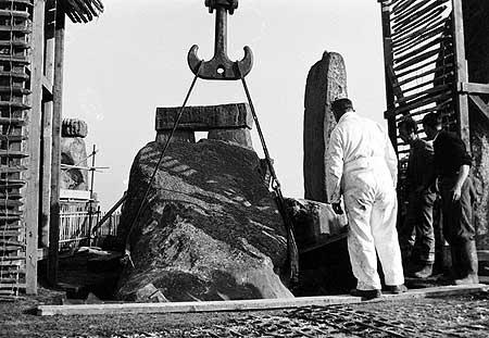 restavraciya 0072 (FOTO) VELIKA BRITANSKA PREVARA: Stounhendž je sagrađen 1954. godine!!!