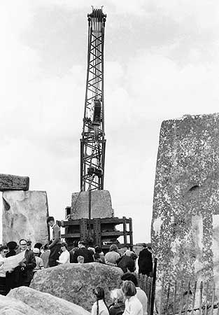 restavraciya 0080 (FOTO) VELIKA BRITANSKA PREVARA: Stounhendž je sagrađen 1954. godine!!!