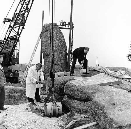 restavraciya 0096 (FOTO) VELIKA BRITANSKA PREVARA: Stounhendž je sagrađen 1954. godine!!!