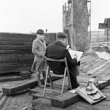 restavraciya 0103 (FOTO) VELIKA BRITANSKA PREVARA: Stounhendž je sagrađen 1954. godine!!!