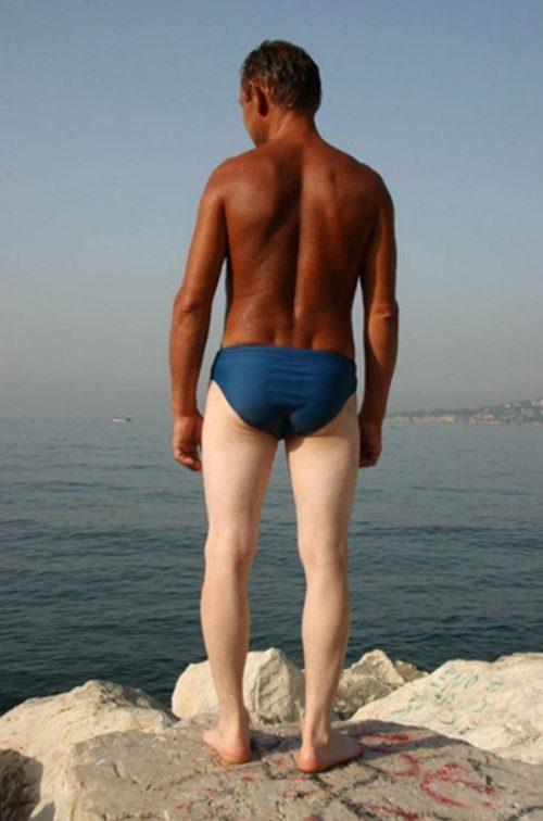 Лето, море, синий песок