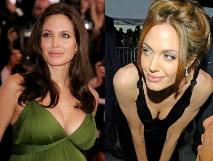 Декольте знаменитых дамочек (15 фото)