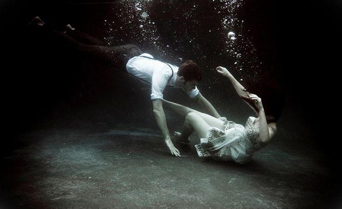 Подводная любовь (12 фото)