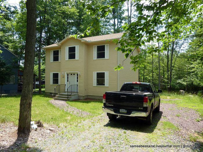 Дом, выставленный на продажу в США (25 фото)
