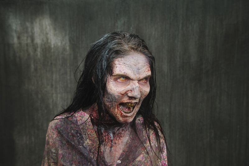 El Zombie de The Walking Dead [Increíble]