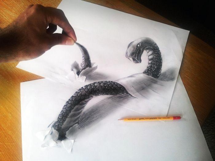 3 д рисунки: