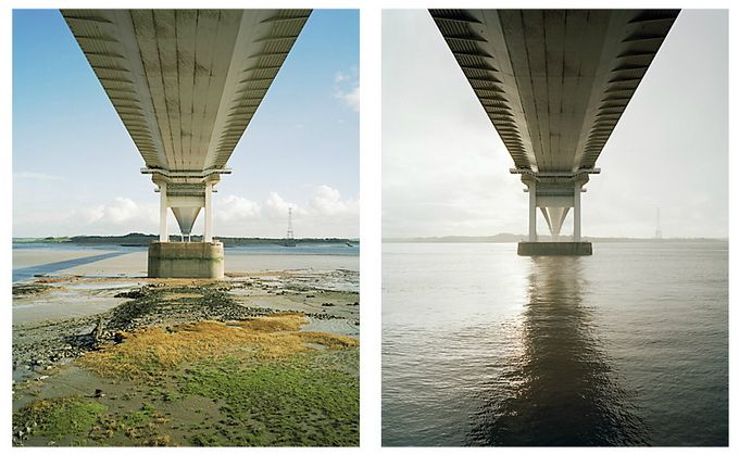 Приливы и отливы в фотографиях (22 фото)