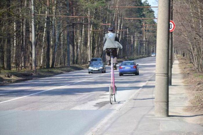 Такое возможно только в Латвии (47 фото)