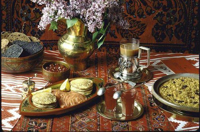 Традиционные завтраки разных стран (8 фото)