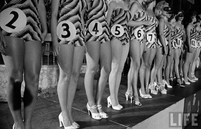 Concurso de piernas bonitas 5