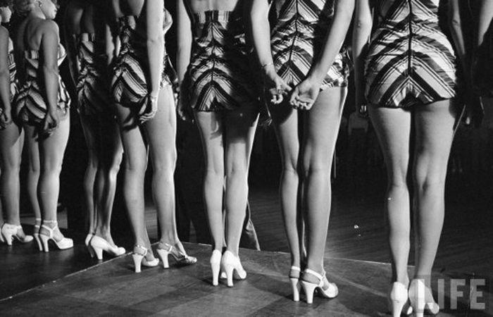 Concurso de piernas bonitas