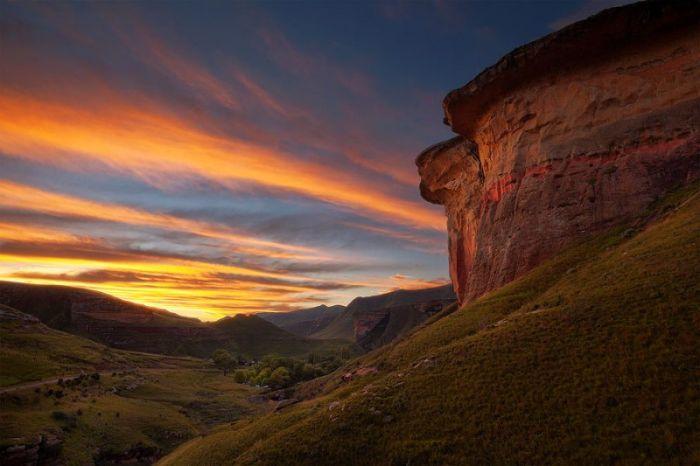 Удивительные пейзажи Южной Африки (39 фото)