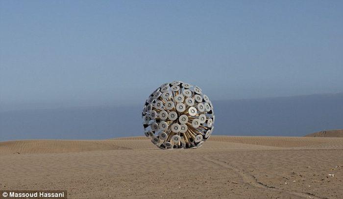 Что это за шар? (7 фото)