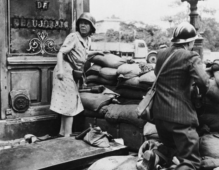 вторая мировая война и проститутки на войне