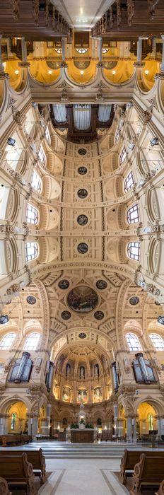 Купольные панорамы Richard Silver (8 фото)