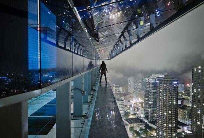 Они не боятся высоты (26 фото)