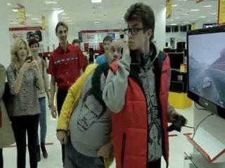 Подборка роликов от 30.10.2012