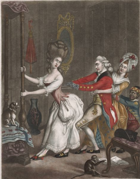 Интересные факты о 18 веке (11 фото)