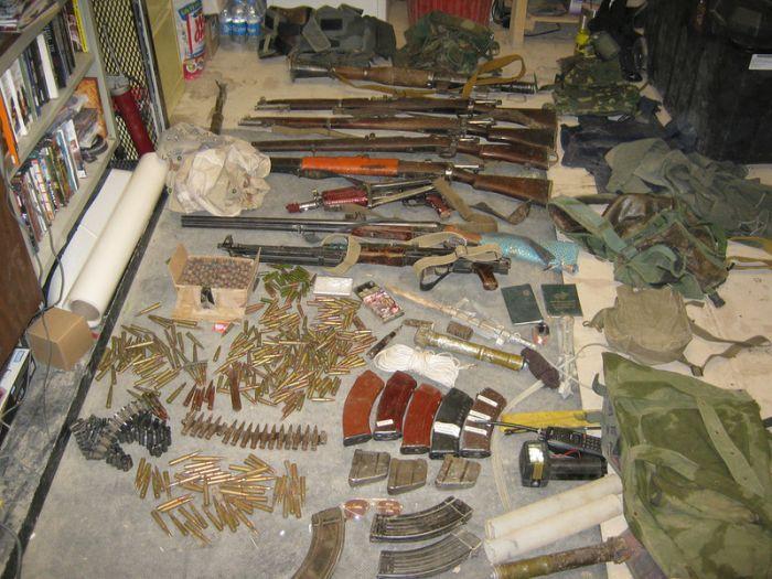 Оружие талибов (28 фото)
