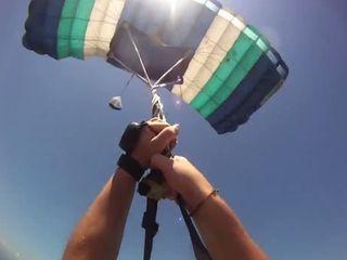 Ода запасному парашюту