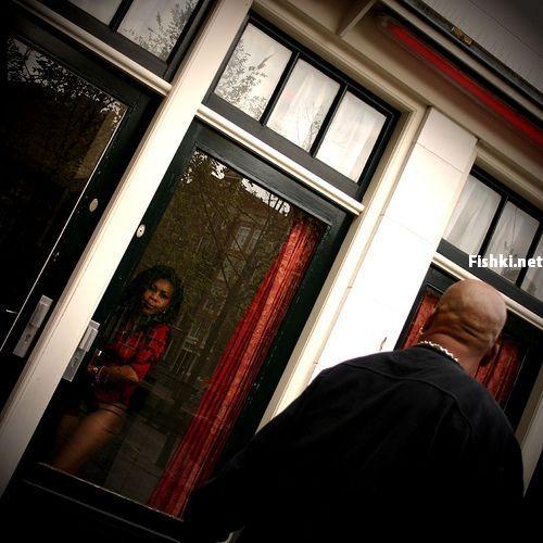 Улица красных фонарей 30 фото